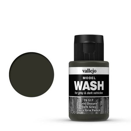 Model Wash Dark Grey 76517