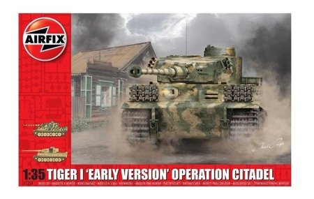 Tygrys 1 Early Version  Operation Citadel